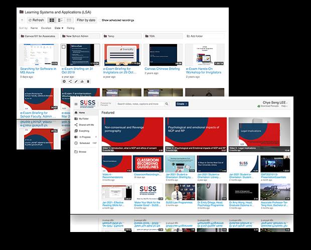 Video Learning Portal